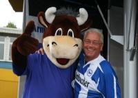 Lohmann beim Stadionfest 2007