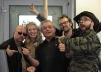 Rednex bei Radio Bielefeld