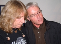 Rick Parfitt in Halle