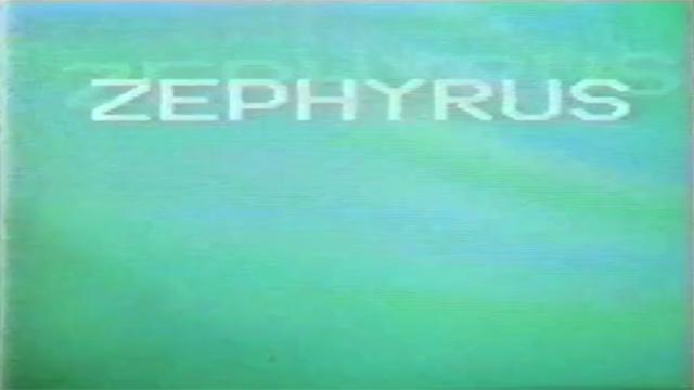 ZEPHYRUS Promo Video