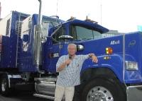 Mein neuer Mack-Truck