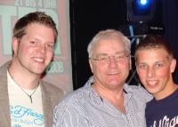 Silvester 2008 mit Stefan und Nils