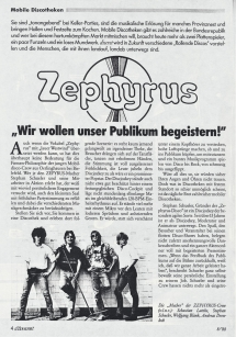 Disco-Journal August 1988-1