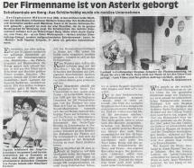 Neue Westfälische 1985