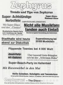 Presse 1986